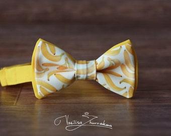 banana Bow tie - Bowtie