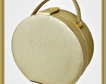 Vintage Gold Box Purse,Vintage Box Purse,Vintage Handbag,Vintage Gold Handbag,Vintage Pocketbook,Vintage Gold Pocketbook,Vintage Box Purse