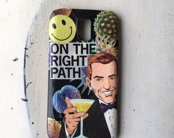 On The Right Path ;)  - Galaxy S5 Phone Case