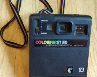Kodak camera, Colorburst 50