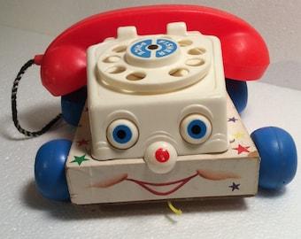 1961 Fisher Price phone