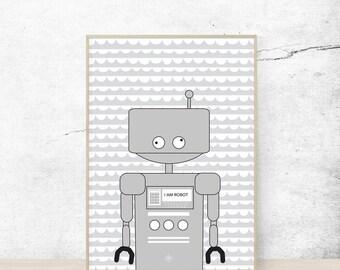 Print | Robot