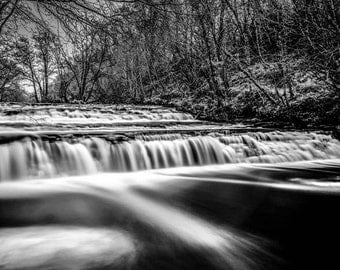Drummoney Falls, Kesh Co. Fermanagh, Ireland