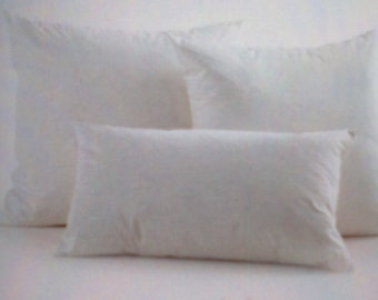 "Pillow Inserts 16"" x 16"""