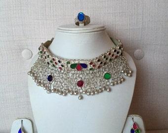 Kuchi Tribal Jewellery Set