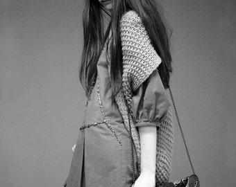 cotton boho dress
