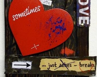 Sometimes . . .