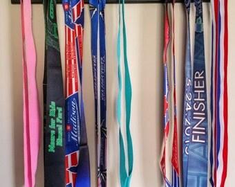 """Handmade Running Medal Display """"'Maryland' Runner"""""""