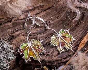 Earrings Last autumn