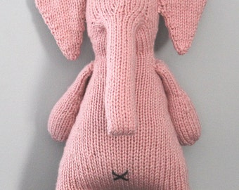 Esther the Eccentric Elephant (Made to Order)