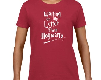 Letter from Hogwarts Tshirt