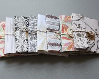Handmade envelopes - SET OF 3