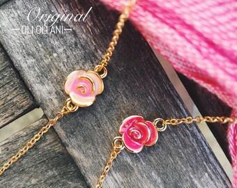 Romantic Rose Bracelet