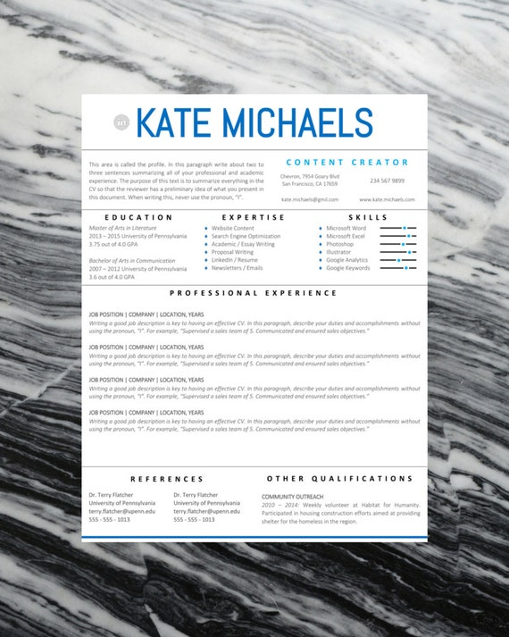 Buy resume for writing