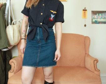 Vintage US Navy Shirt