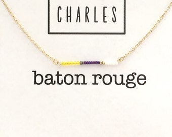 Baton Rouge Necklace