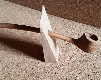 PIPE | Handmade | Elm wood | Gandalf | oiled