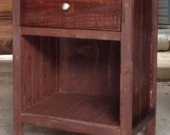 Pine Nightstand- LOCAL PICKUP ONLY