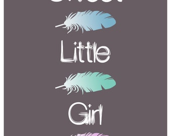 Sweet Little Girl poster