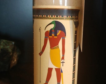 God Djehuty (Thoth) Candle