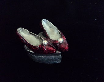 Dorothy's Red Shoes Box