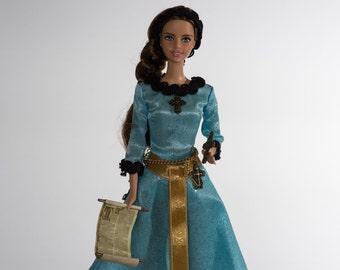 Scholar Barbie Redress