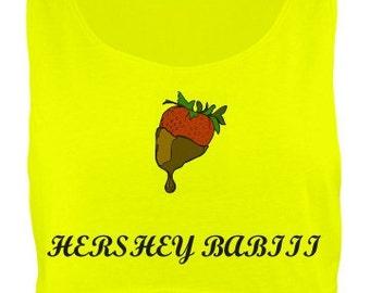Hershey Babiii Crop Top