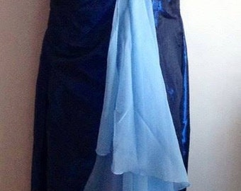 BLUE MODERN FILIPINIANA