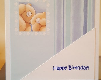 Forever Friends 'Happy Birthday' card