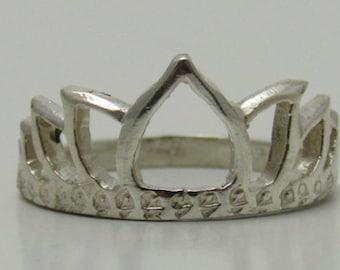 Royalty Lotus Queen Ring