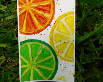 Lemon Lime Grapefruit