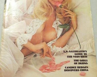 Vintage Playboy February 1974 Magazine
