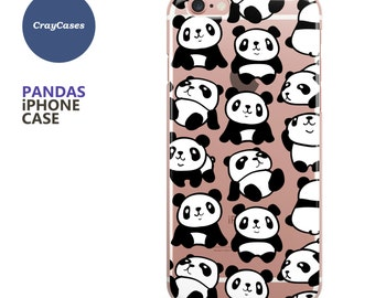Cute panda iPhone 6s Case Cute panda iPhone 7 Case Cute pandaa iPhone 6s Plus Case Cute panda iPhone 6 Plus  Case (Shipped From UK)
