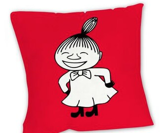Cushion Red Little My