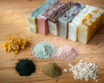 100% Natural Soap, handmade in Galway, Ireland 110g