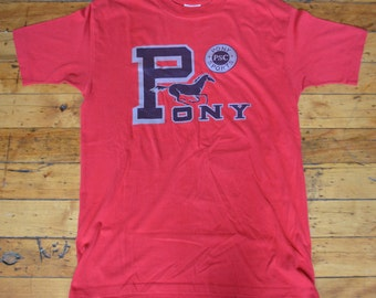 Vintage Pony Sports T-Shirt
