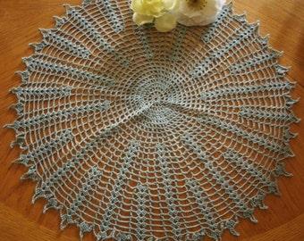 """Hand Crochet Doily - """"Riviera"""""""