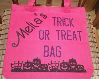 Totes - Pumpkin City Trick or Treat Tote (Halloween)