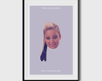 """Nicole Richie """"The Simple Life"""" 11x17 Poster"""