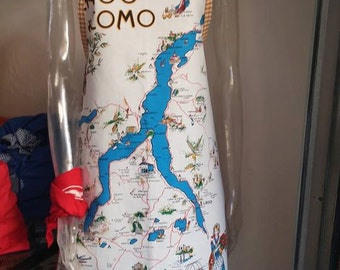 Apron Lake Como map