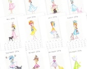 Crazy Cat Hat Lady Calendar - cats crazy cat lady calendar 2016 downloadable printable download printables