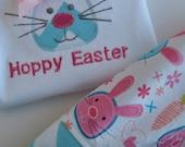 Appliqued Easter Skirt Set