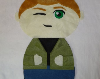 Dean Winchester Supernatural Cuddle Plush