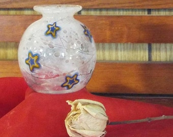 Small Vase 12 Star Pod StarWare© wedding gift hostess gift tableware flower vase dancing stars starfish