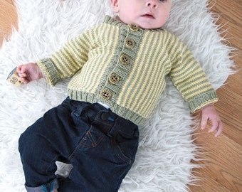 Little Dotterel - Knitting Pattern