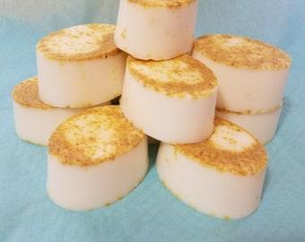 Sweet Orange Buttermilk Luxury Soap 6 Count
