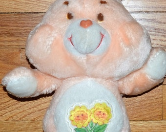 CARE BEAR carebear teddy toy vintage plush FRIEND