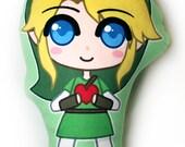 Link - Legend of Zelda Pillow Plushie V2