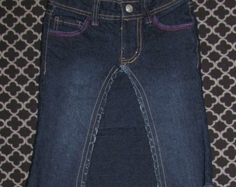 Girls Jean Skirt -4