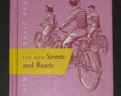 1956 The New Streets and Roads - 3rd basic reader of Dick and Jane Series